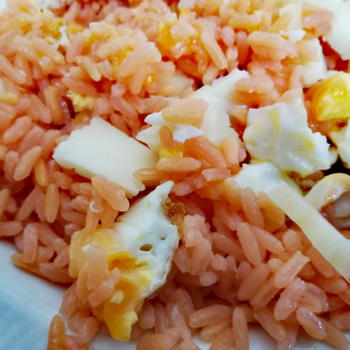 Arroz con lo que pilles