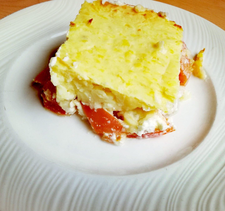 Pastel de pescado de Jamie Oliver
