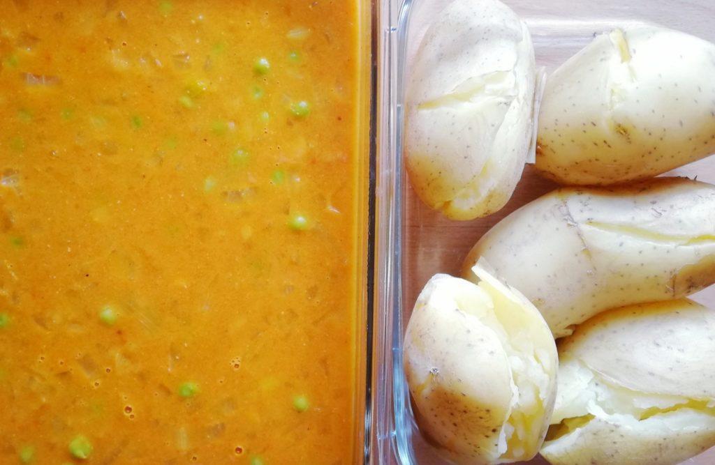 curry vegetal